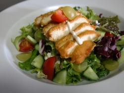 salade rooie reiger