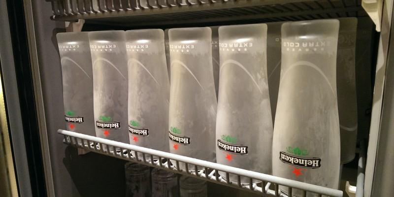 Bevroren glazen